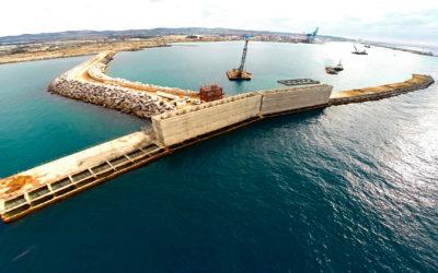 Primo lotto funzionale. Opere strategiche per il porto di Civitavecchia. Prolungamento antemurale c. Colombo, darsene servizi e traghetti.