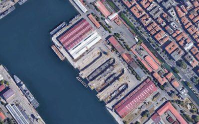 Presentato il Progetto Esecutivo dei Lavori di Consolidamento del Bacino 3 della Base Navale di La Spezia