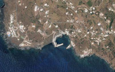 Consolidamento e Messa in Sicurezza del Porto alternativo di Scauri nell'Isola di Pantelleria