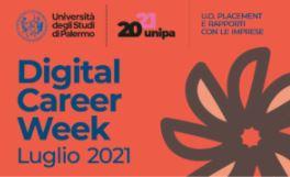 La Duomi sarà presente al Digital Career week – luglio 2021