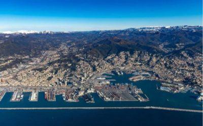 Porto di Genova, Lavori di Dragaggio del bacino di Sampierdarena e del porto passeggeri